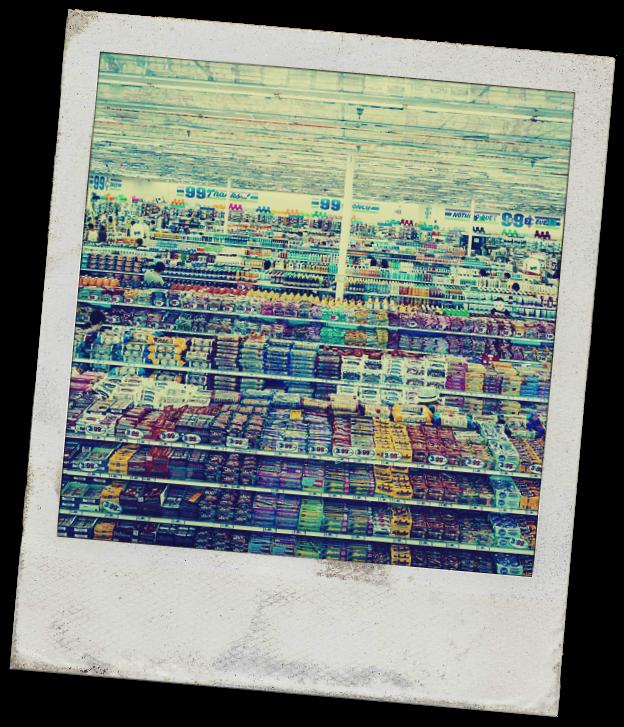 consumerism stores 1
